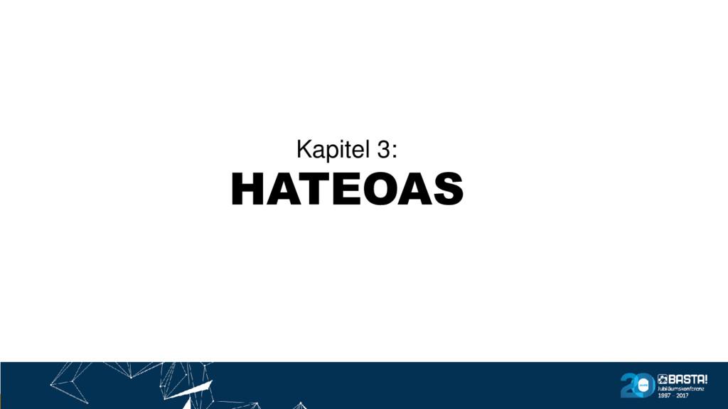 Kapitel 3: HATEOAS
