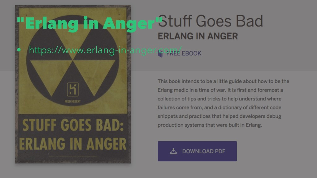 """Erlang in Anger"" • https://www.erlang-in-anger..."