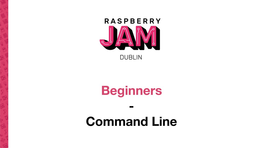 Beginners - Command Line