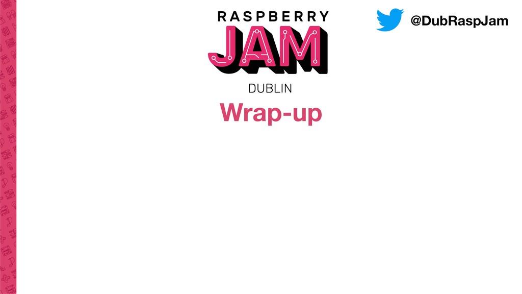 Wrap-up @DubRaspJam