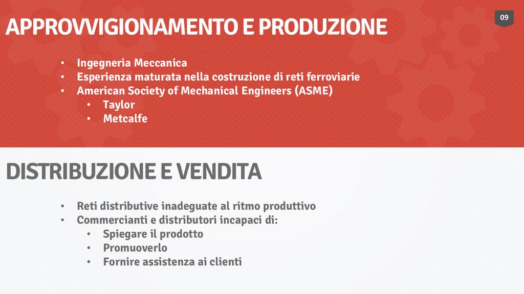 • Ingegneria Meccanica • Esperienza maturata ne...