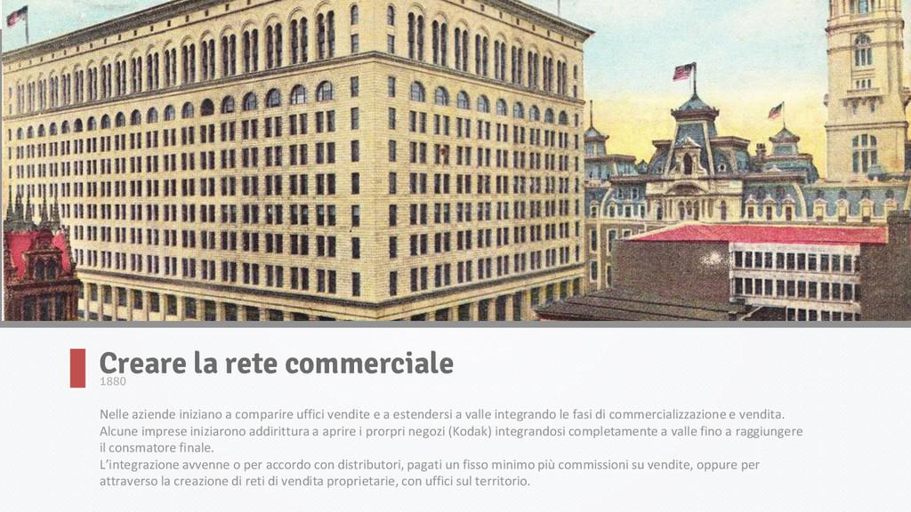 Nelle aziende iniziano a comparire uffici vendi...