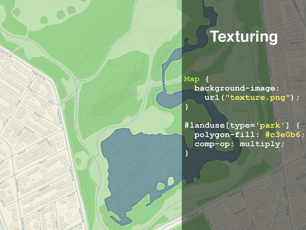 """Map { background-image: url(""""texture.png""""); } !..."""