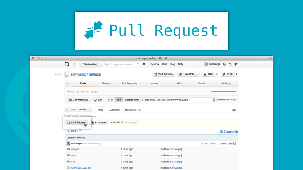 Pull Request J
