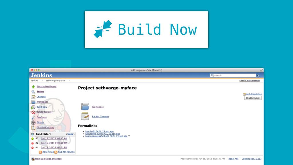 J Build Now J
