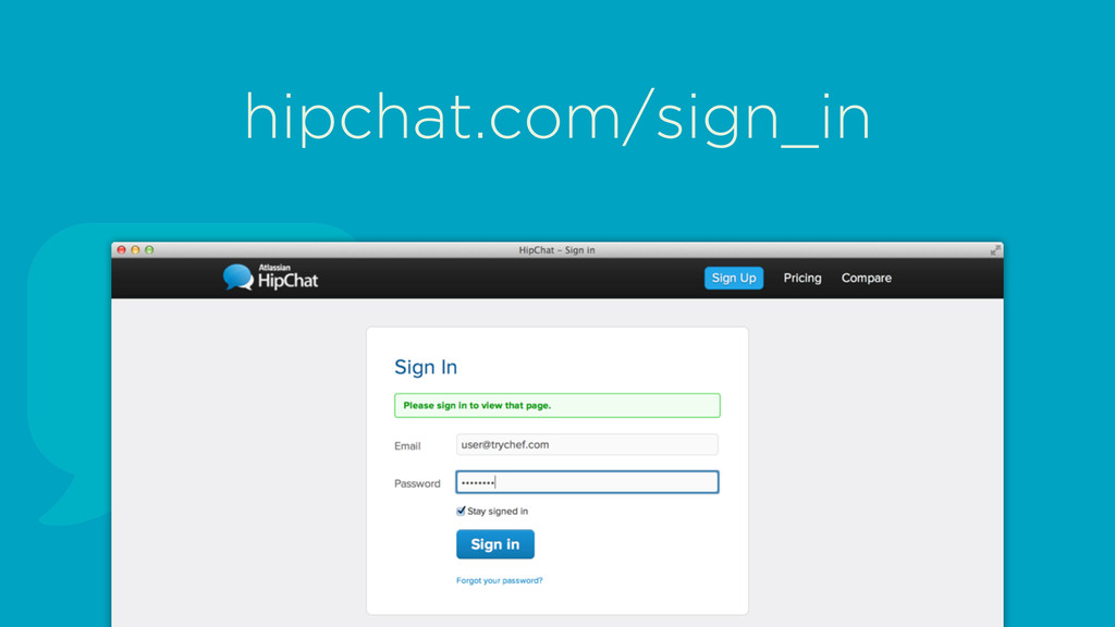 q hipchat.com/sign_in