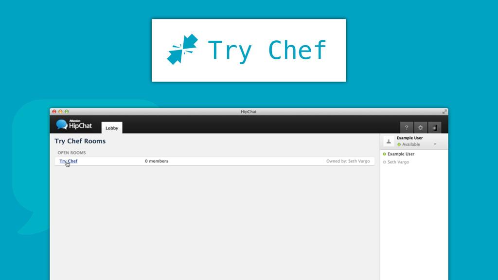 qTry Chef J