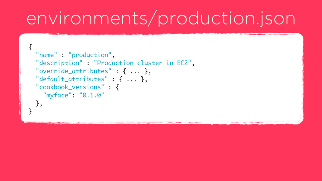 "environments/production.json { ""name"" : ""produc..."