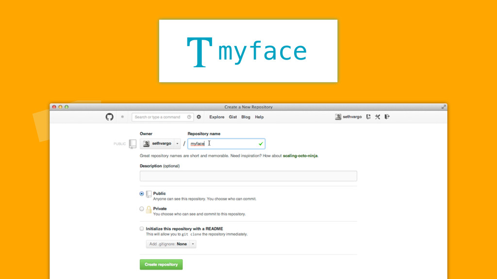 1 myface T