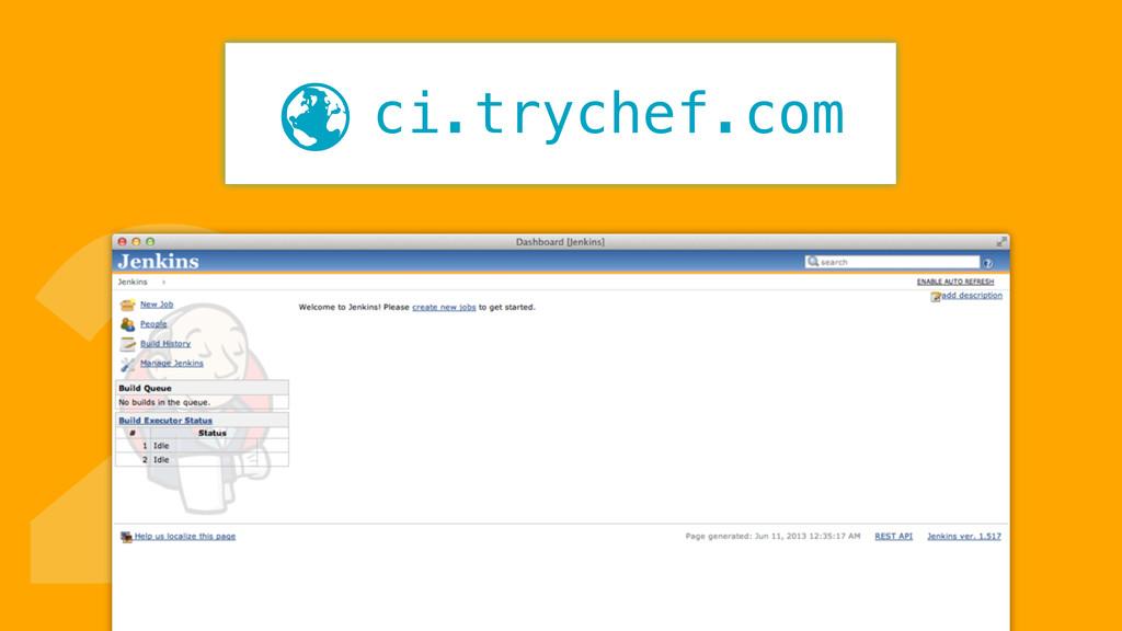 2ci.trychef.com O