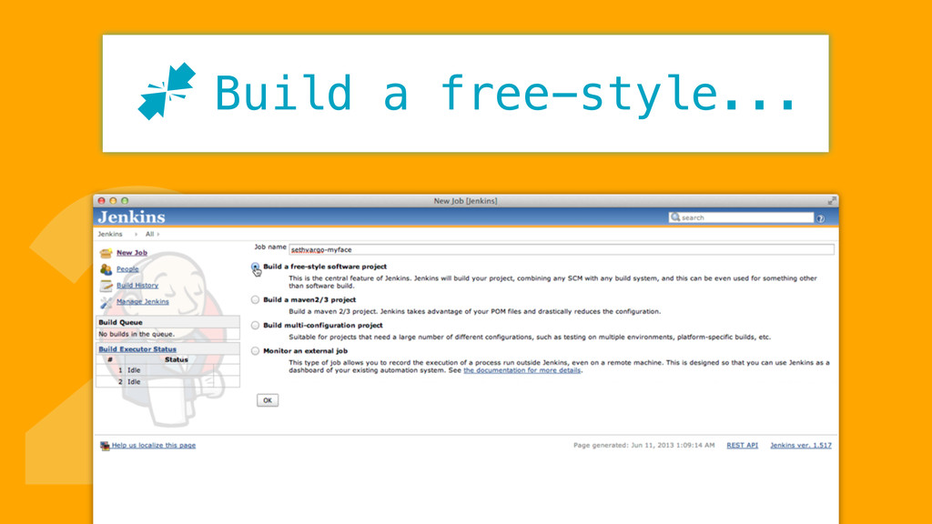 2Build a free-style... J