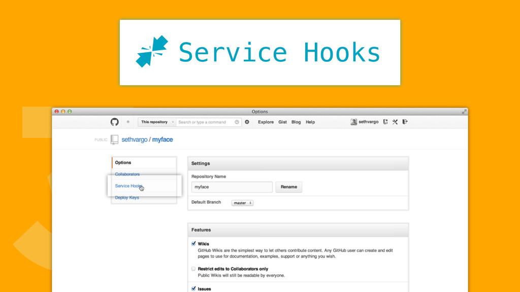 3Service Hooks J