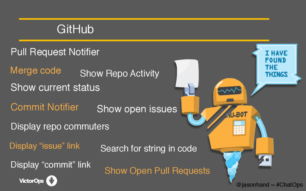 GitHub Pull Request Notifier Merge code Show cu...