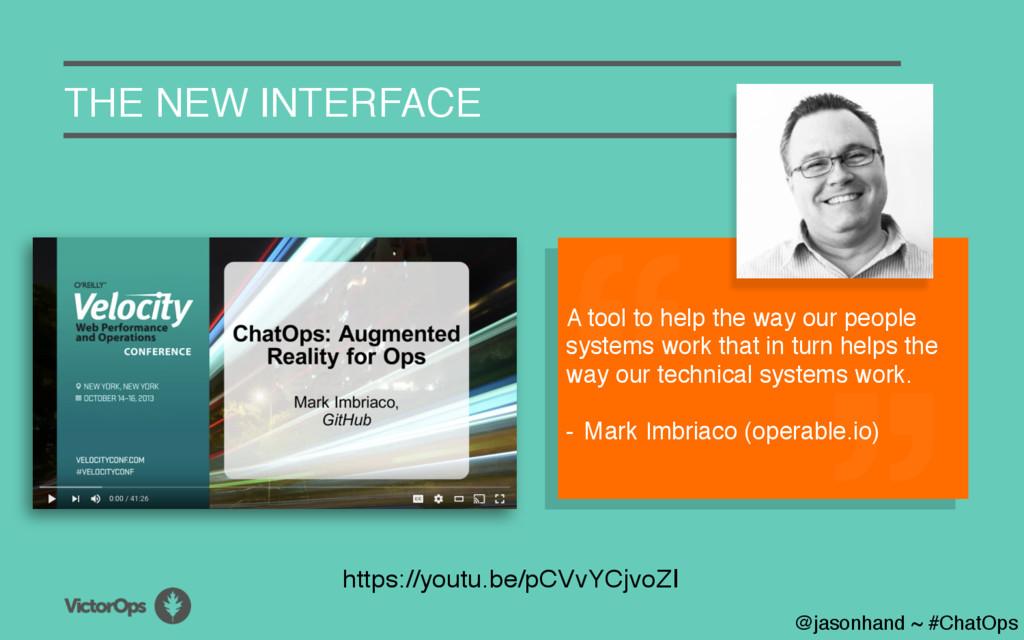 A THE NEW INTERFACE A tool to help the way our ...