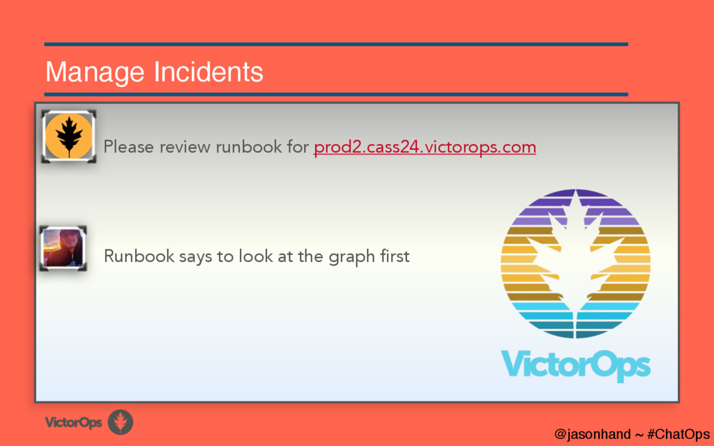 Manage Incidents Runbook says to look at the gr...