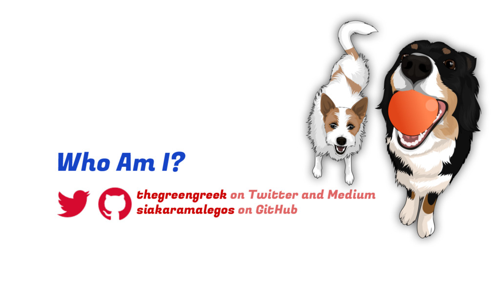 Who Am I? thegreengreek on Twitter and Medium s...