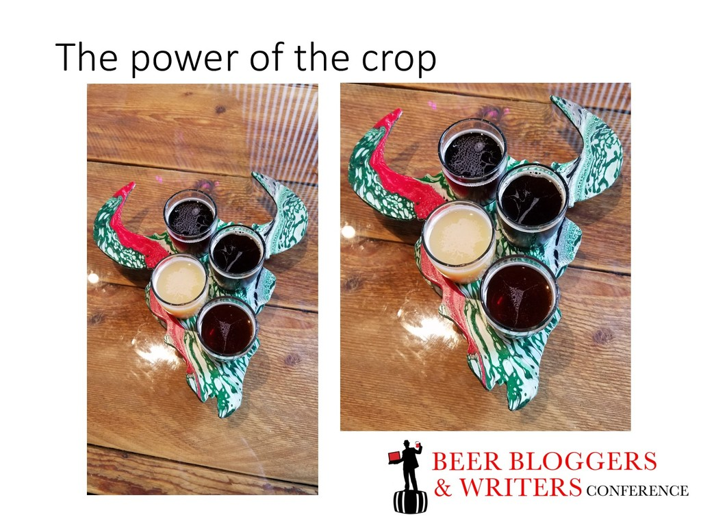The power of the crop