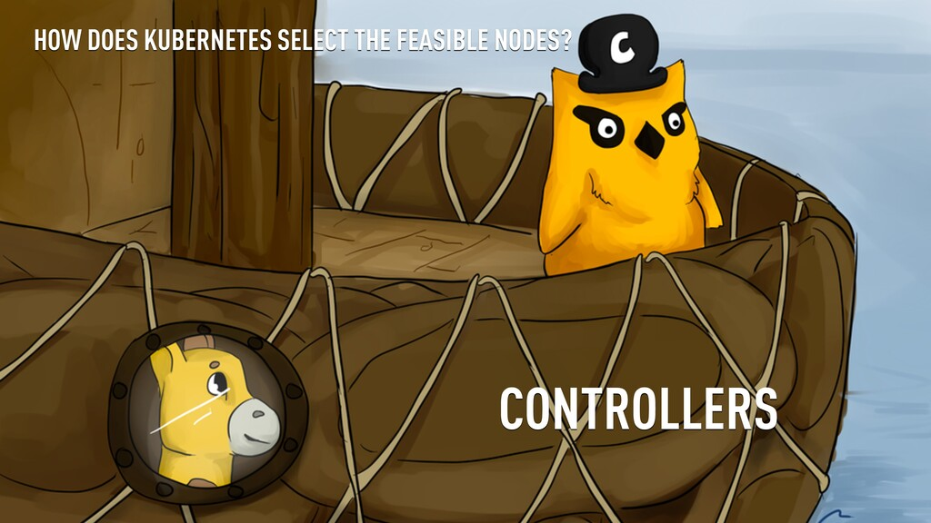 HOW DOES KUBERNETES SELECT THE FEASIBLE NODES? ...