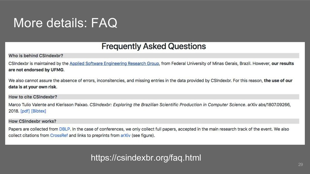 More details: FAQ https://csindexbr.org/faq.htm...
