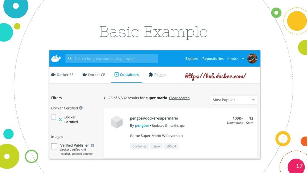 Basic Example 17 :// . . /