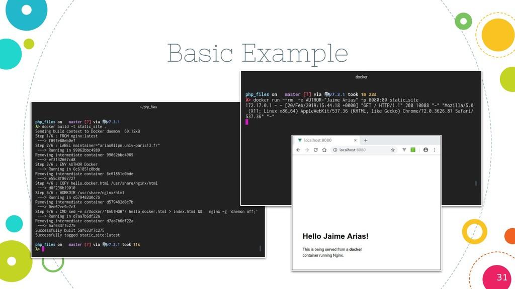 Basic Example 31