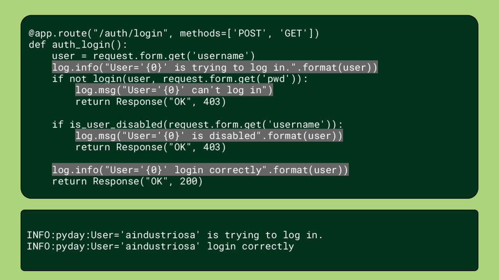 INFO:pyday:User='aindustriosa' is trying to log...