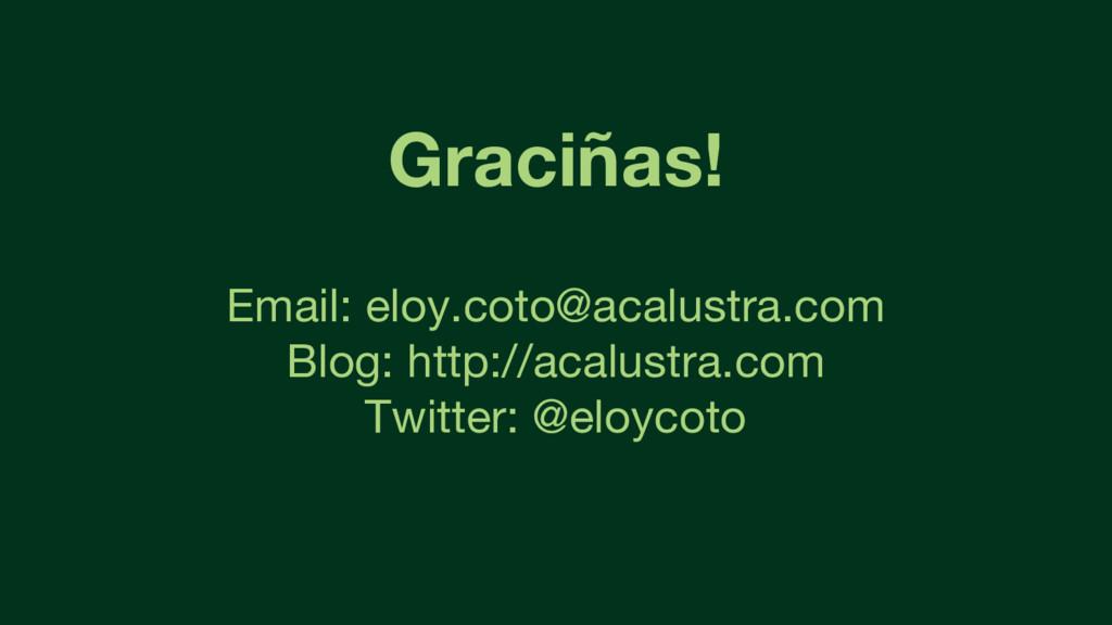 Email: eloy.coto@acalustra.com Blog: http://aca...