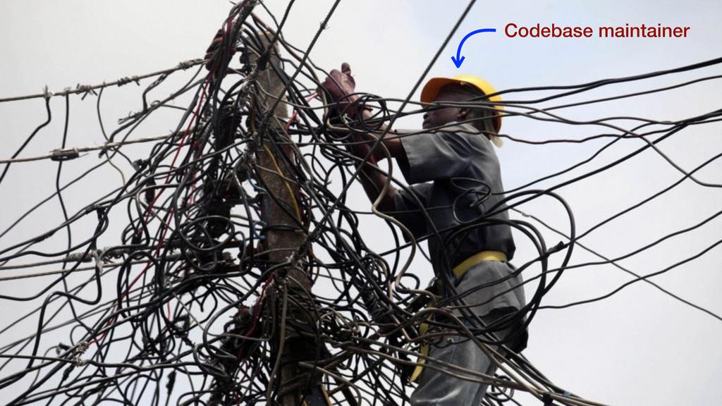 Codebase maintainer