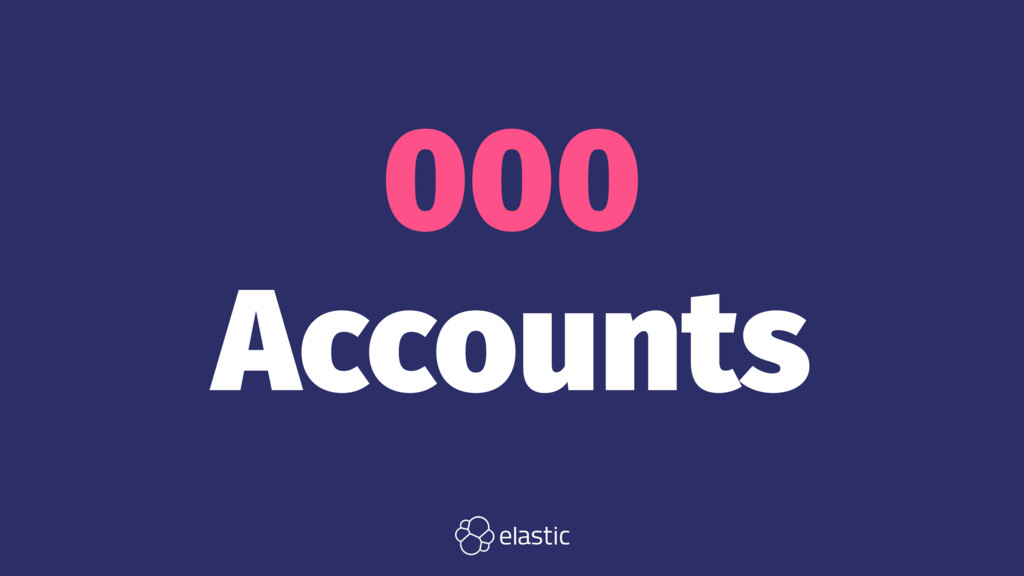000 Accounts