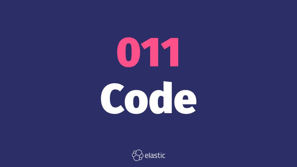 011 Code