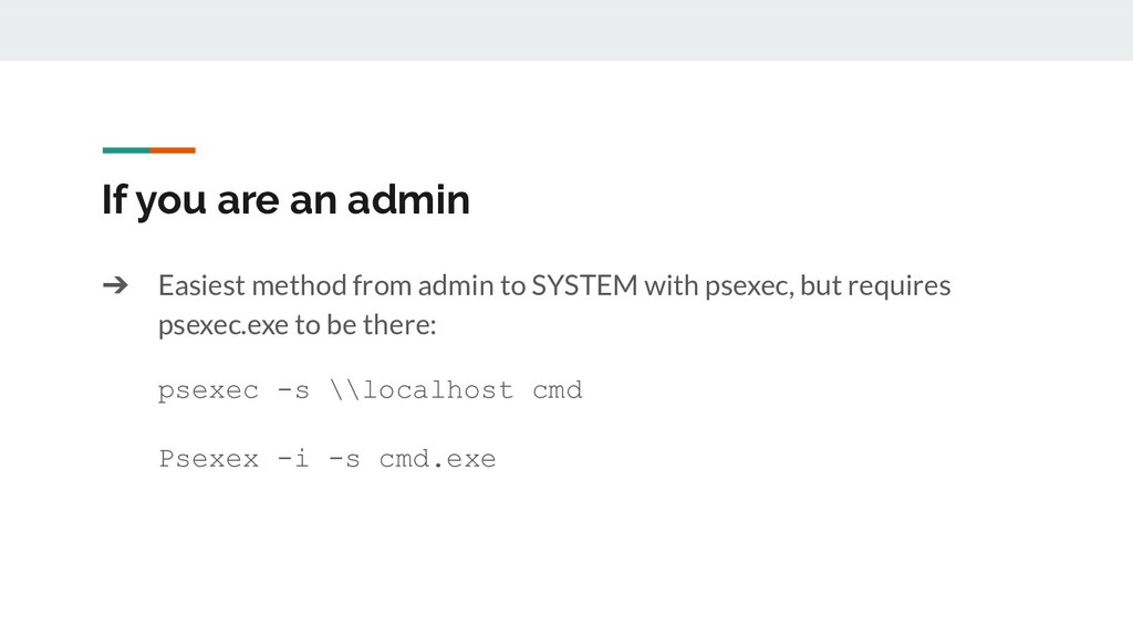 If you are an admin ➔ Easiest method from admin...