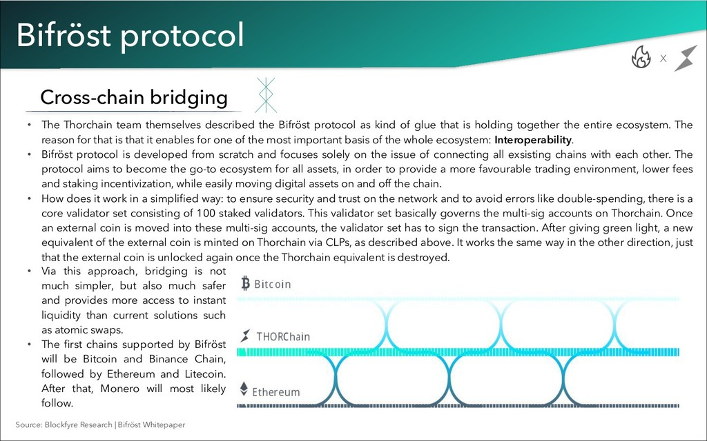 Bifröst protocol Cross-chain bridging • The Tho...