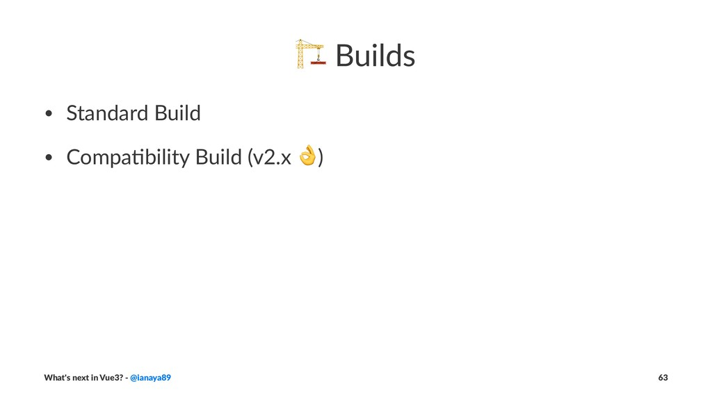 ! Builds • Standard Build • Compa1bility Build ...