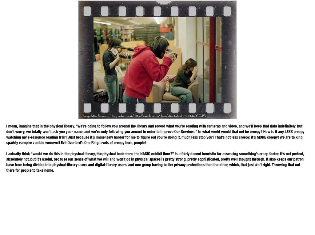 "Image: Mike Fernwood, ""Jessy makes a movie"" htt..."