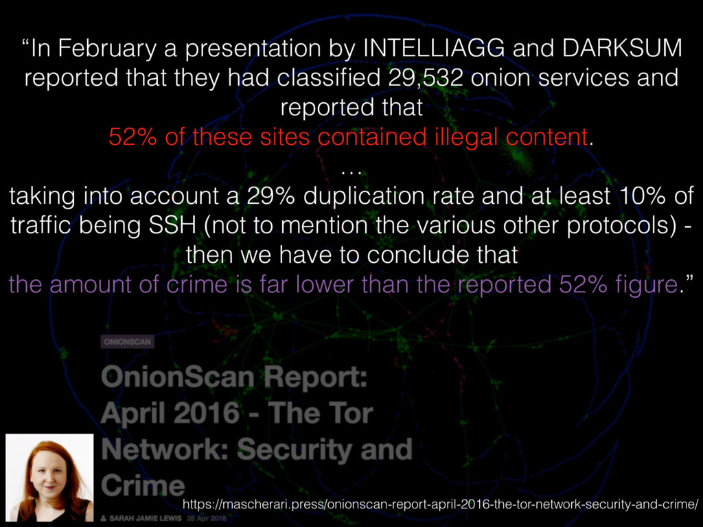 """""""In February a presentation by INTELLIAGG and D..."""