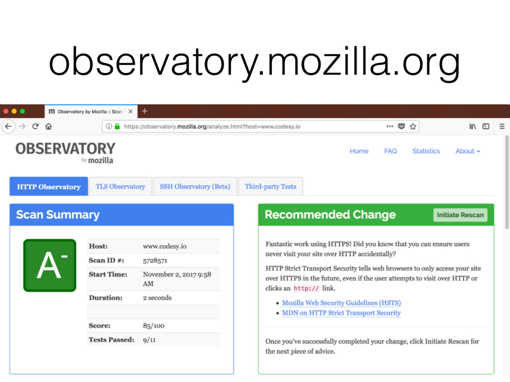 observatory.mozilla.org