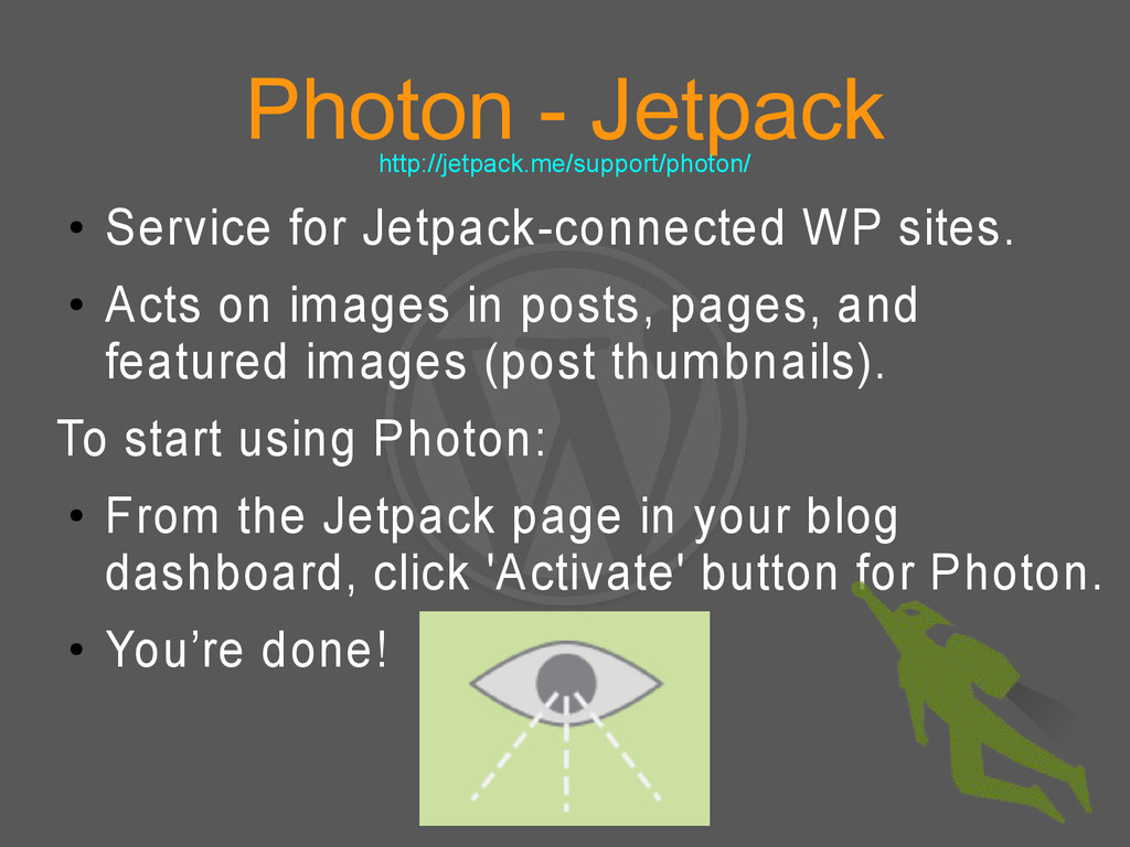 Photon - Jetpack ● Service for Jetpack-connecte...