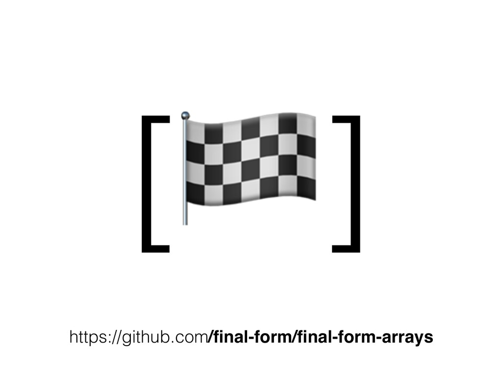 https://github.com/final-form/final-form-arrays [...