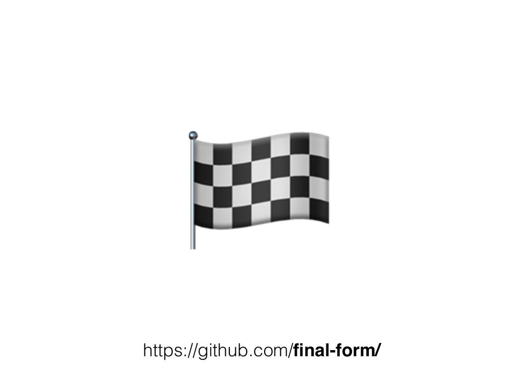 https://github.com/final-form/ 3