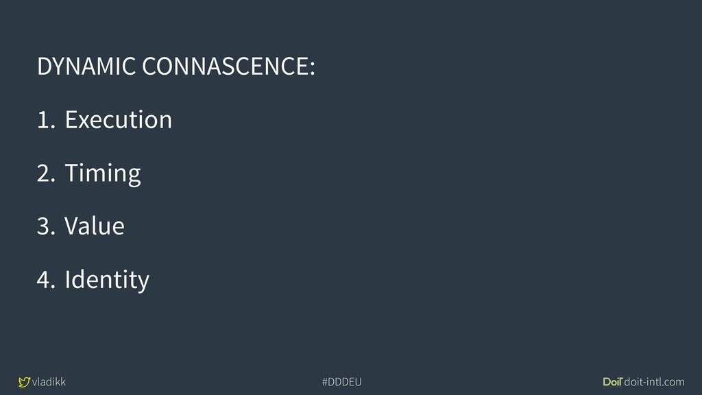 vladikk doit-intl.com #DDDEU DYNAMIC CONNASCENC...