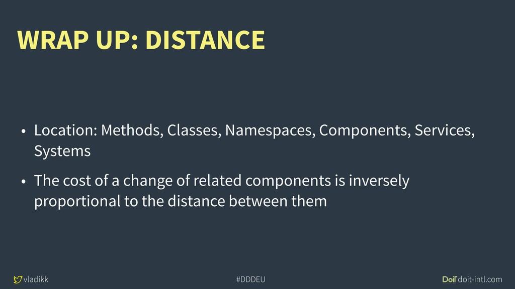vladikk doit-intl.com #DDDEU • Location: Method...