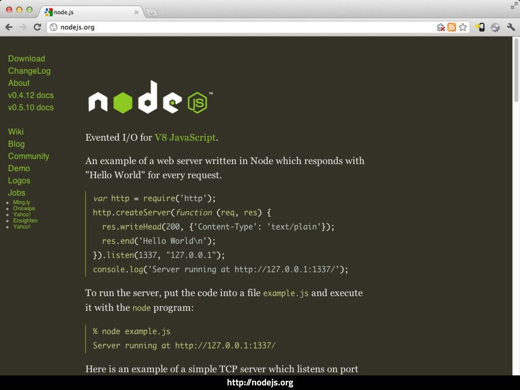 http:/ /nodejs.org