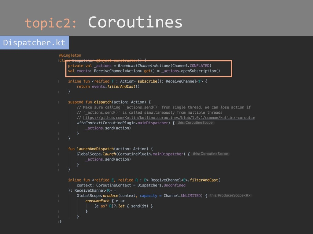 topic2: Coroutines Dispatcher.kt