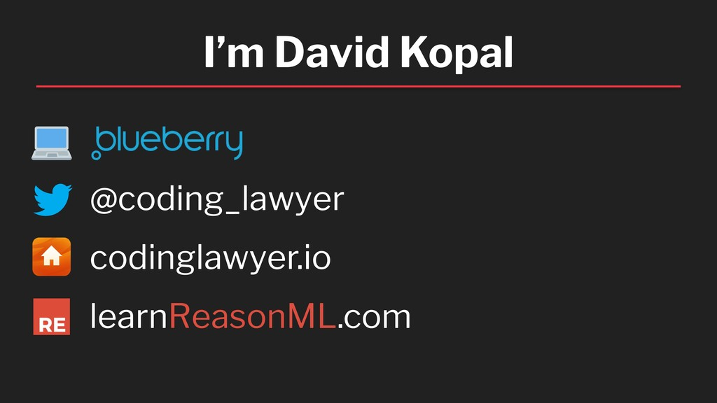 @coding_lawyer codinglawyer.io learnReasonML.co...