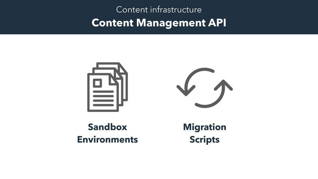 Migration Scripts Sandbox Environments Content ...