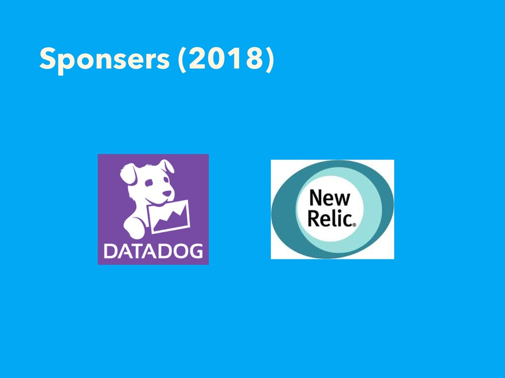 Sponsers (2018)