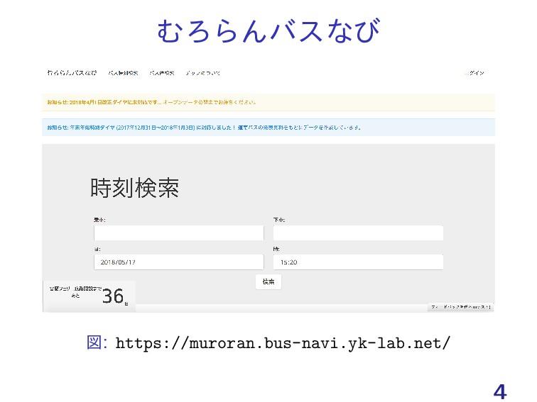 ΉΖΒΜόεͳͼ ਤ: https://muroran.bus-navi.yk-lab.net...