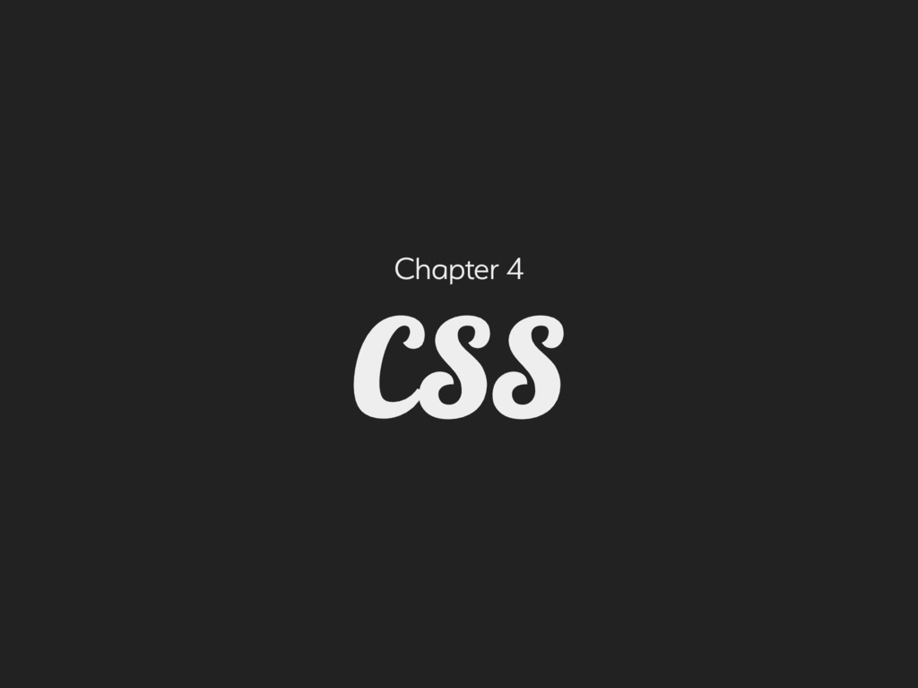 Chapter 4 C