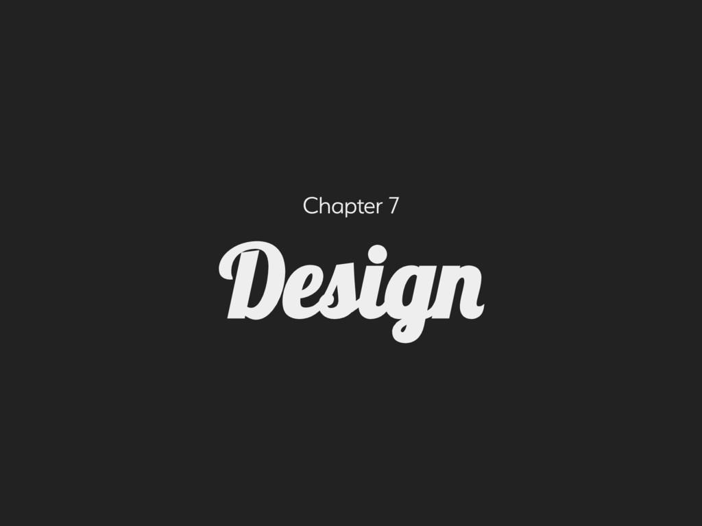 Chapter 7 Deig