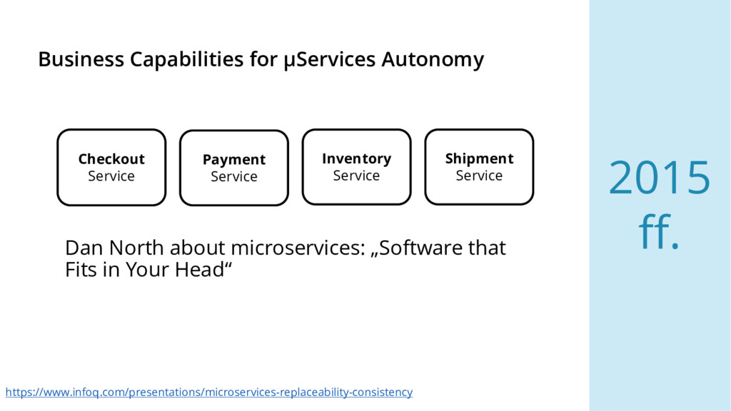 Business Capabilities for µServices Autonomy Da...